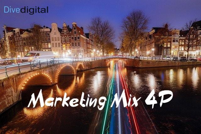 strategi marketing mix 4P