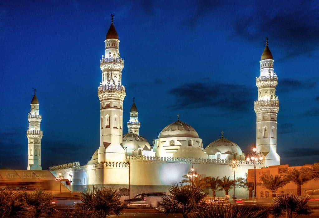 foto Masjid Quba