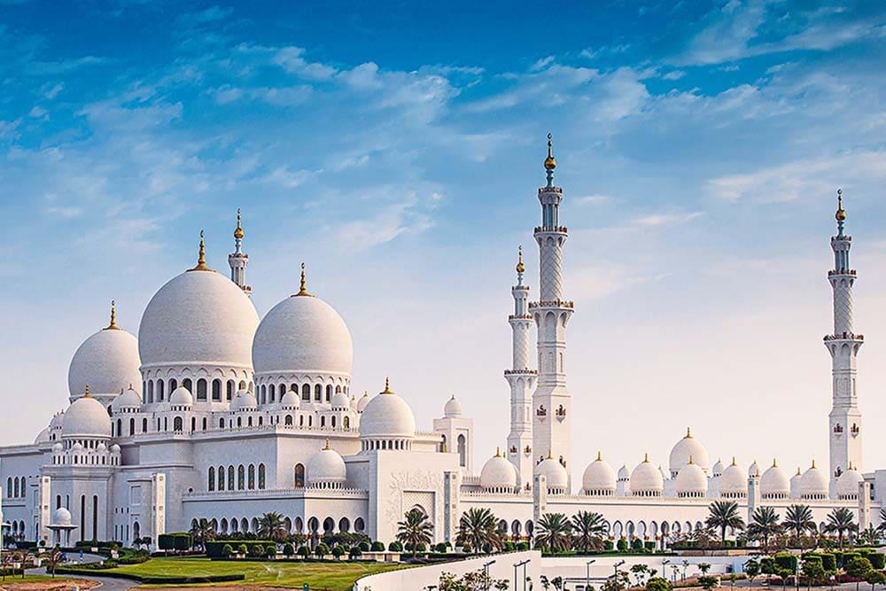 Masjid Sheikh Zayed Grand Mosque