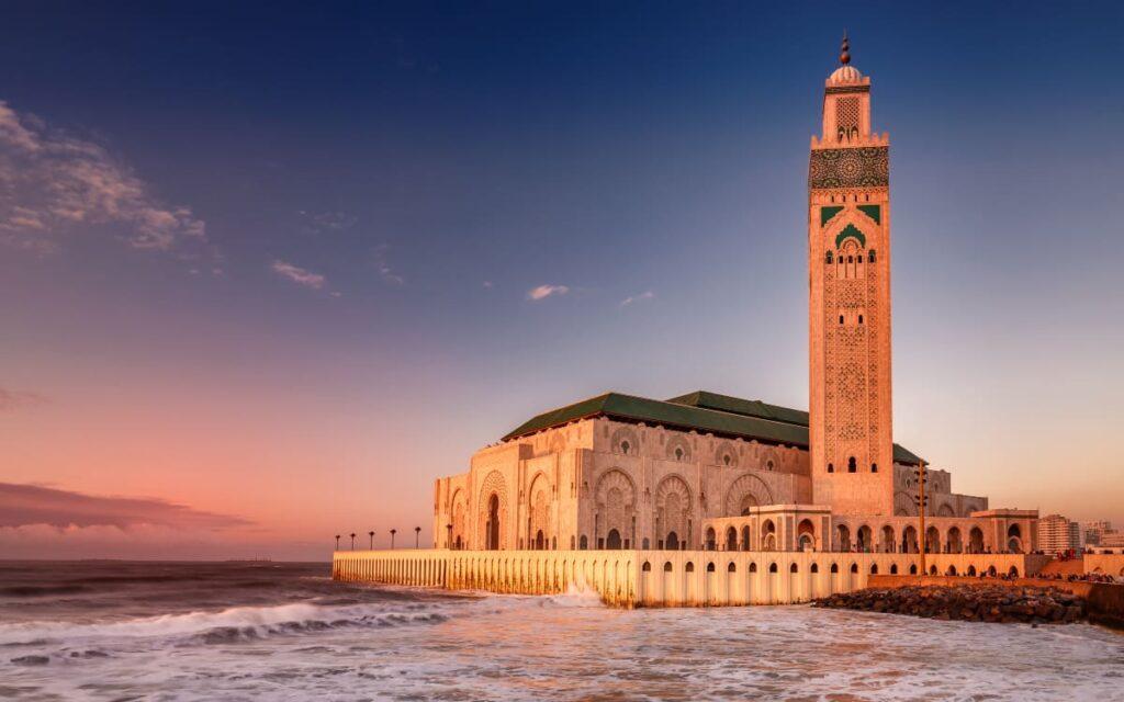Masjid Hassan II Mosque