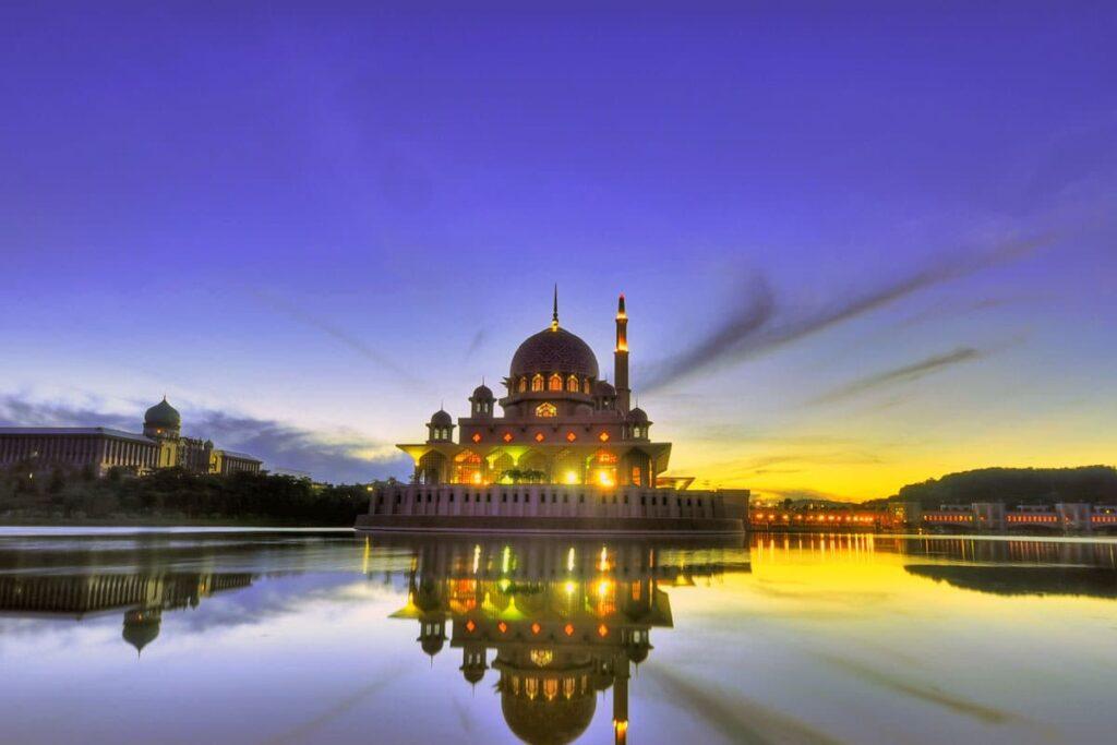 foto Masjid Putra