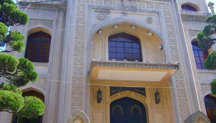 masjid Kobe Mosque
