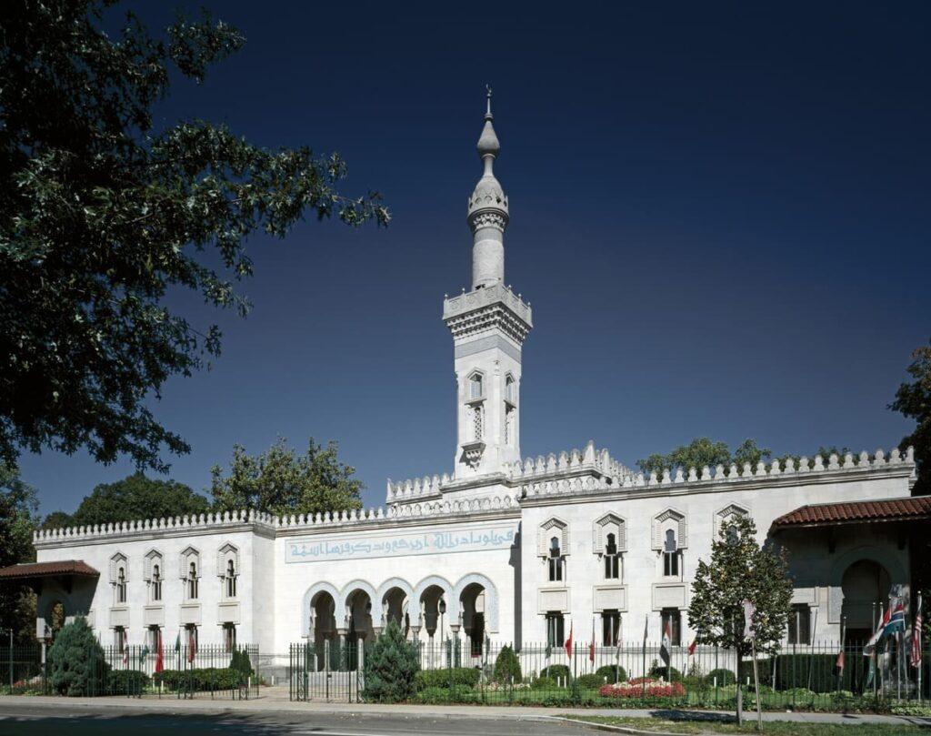 23 Islamic Center of Washington DC