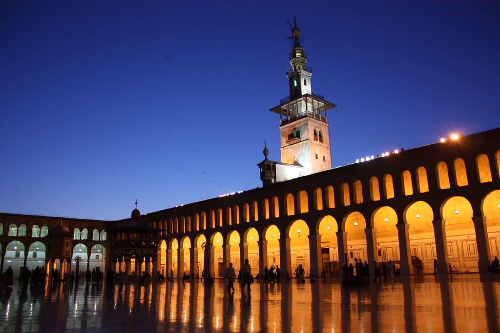 masjid The Omayad Mosque