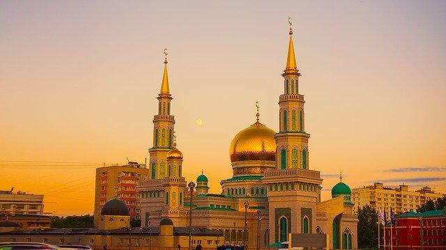 gambar masjid termegah