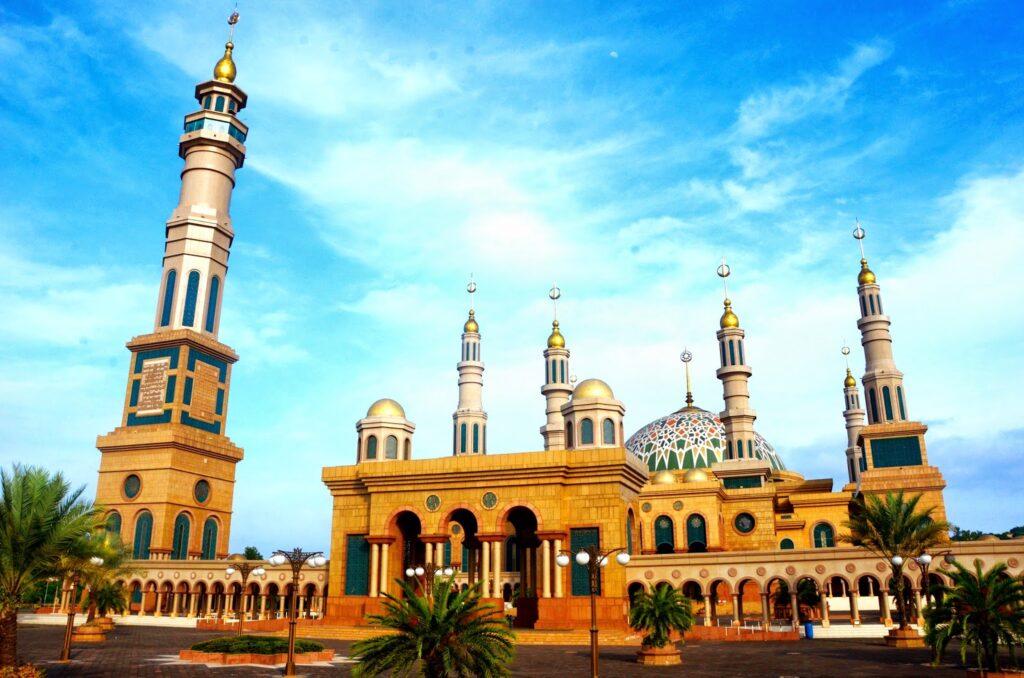 masjid islamic center samarinda