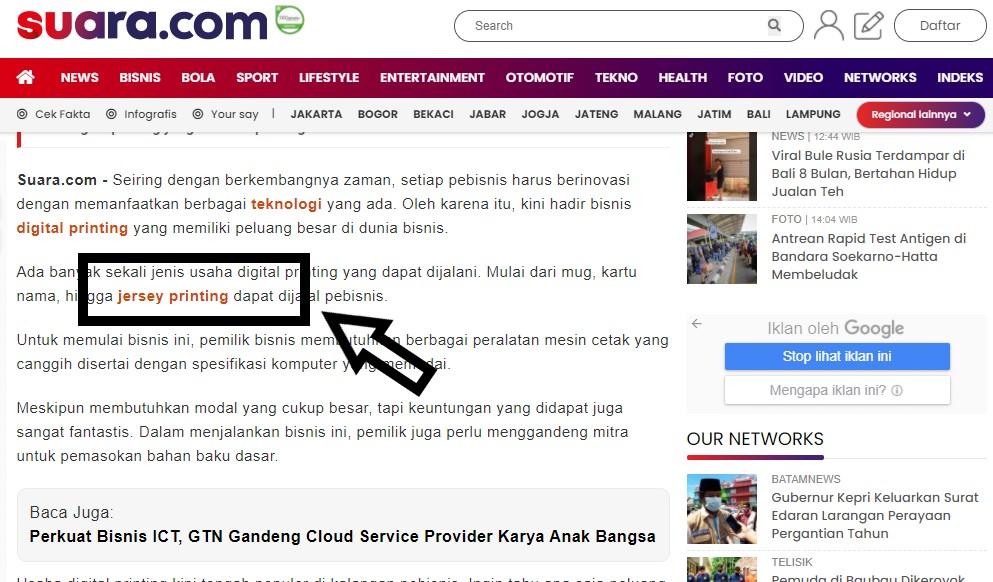 contoh backlink media nasional