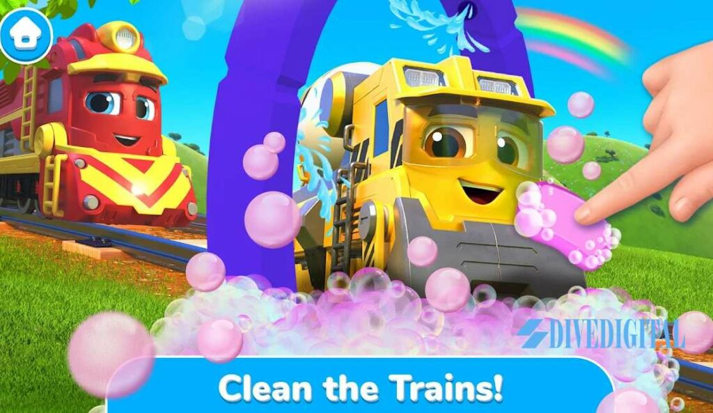 13 Mighty Express - Play & Learn with Train Friends