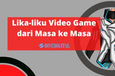 Lika-liku Perjalanan Video Game dari Masa ke Masa-min