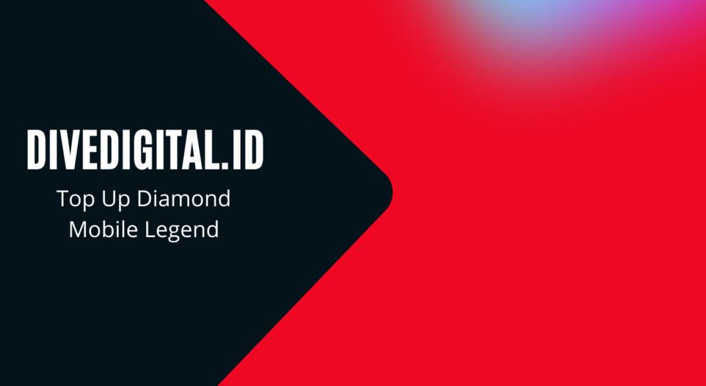 top up diamond mobile legend ML