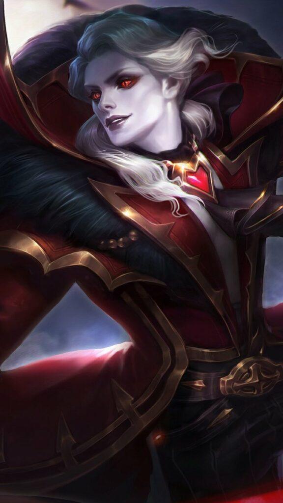 Alucard Skins Mobile Legends