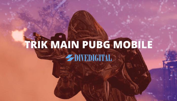 cara bermain PUBG Mobile
