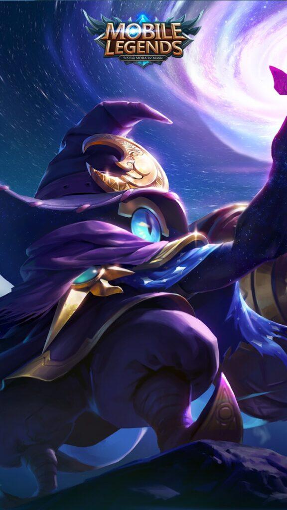 Cyclops Mobile Legends Wallpaper