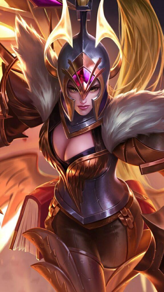 Freya Skin Edition Mobile Legends