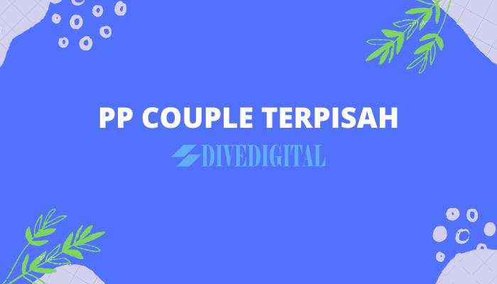 PP COUPLE TERPISAH AESTHETIC 1