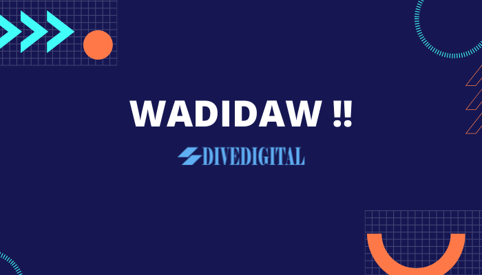 wadidaw artinya