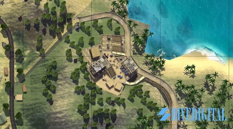 mill map bermuda